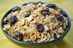 Great Granola with Cherries and Almonds | Tasty Kitchen: A Happy Recipe Community!