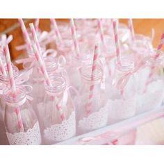 Botellitas Para Eventos Candy Bar - Mini Botellas Tipo Leche - $ 100,00 en MercadoLibre