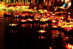 Beautiful New Year's celebrations in #Laos. #Travel