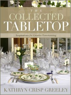 The Collected Tabletop by Kathryn Greeley