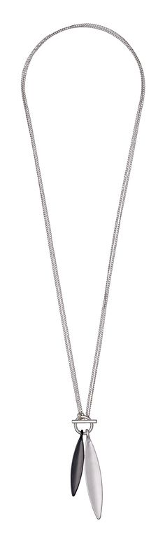 Awesome Buy Pilgrim Pretty And Feminine Necklace With A Leaf, Silver for £29.99 just added...