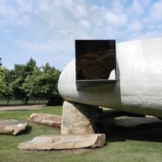 #SmiljanRadic's @SerpentineUK Summer Pavilion just opened…  #architecture #construction #design #modern Pinned by www.modlar.com