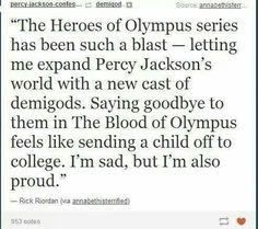 RICK WE DON'T THROW OUR CHILDREN OFF TO TARTARUS