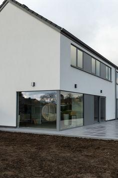House Designs Ireland, Construction, House Goals, Facade, Garage Doors, New Homes, Lounge, Outdoor Decor, Home Decor
