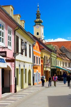 Pictures of Zagreb Croatia - Stock Photos | Photos Gallery