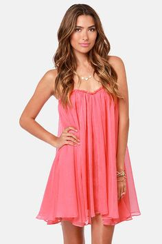http://www.lulus.com/products/blaque-label-anthology-strapless-coral-pink-dress/93482.html