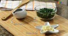 El ajo puede ser muy fuerte para algunos paladares, pero la de un toque especial de sabor a tus recetas. #PataCook