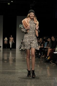 Oh Ruby, you're a girl after my own heart! #NZFW