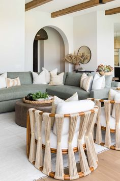 #PalmSprings #PureSalt #PureSaltInteriors My Living Room, Home And Living, Living Room Decor, Living Spaces, Bedroom Decor, Modern Living, Style At Home, Home Decor Inspiration, Decor Ideas