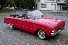 1961 Ford Falcon convertible Maintenance/restoration of old/vintage vehicles: the material for new cogs/casters/gears/pads could be cast polyamide which I (Cast polyamide) can produce. My contact: tatjana.alic@windowslive.com