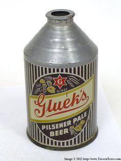 Glueks Pilsener Pale Beer