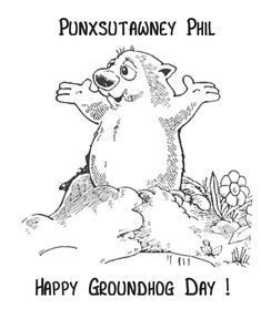 c4fffb6235aaf0959f f83ea0863 groundhog day activities preschool groundhog