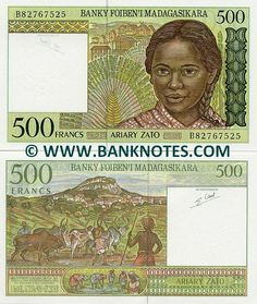 Malagasy Currency. Travel to Madagascar with ISLAND CONTINENT TOURS DMC. A member of GONDWANA DMCS, your network of boutique Destination Management Companies for travel across the globe - www.gondwana-dmcs.net