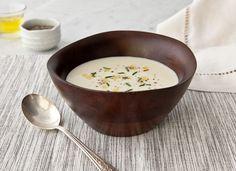 Cauliflower Soup #holidayentertaining #huffposttaste