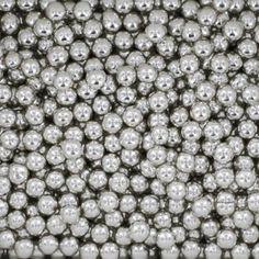 #Silver   #Dragées Color Of The Day, Color Names, Blueberry, Fruit, Silver, Decorations, Ebay, Berry, Dekoration