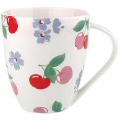 Cath Kidston : Cherry Crush Mug