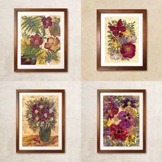 I love seeing my garden items made into such beautiful floral arrangements. Flowers are kept under press for at least weeks Dried Flower Arrangements, Dried Flowers, Christmas And New Year, Christmas 2019, Pressed Leaves, Pressed Flower Art, Dry Leaf, Garden Items, Flower Frame