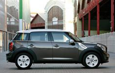 4 door mini cooper countryman | MINI launches four-door Countryman with available AWD