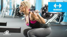 Legs Like Jessie's: Hilgenberg's Workout - leg press position for quads Fitness Tips, Fitness Motivation, Fitness Journal, Fitness Routines, Exercise Routines, Workout Fitness, Best Leg Workout, Leg Press, New Energy