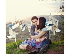 cata-ventos na decoração de casamento