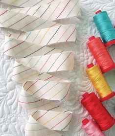 continuous bias binding for quilts