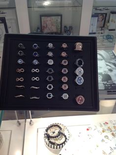 New Thomas Sabo rings