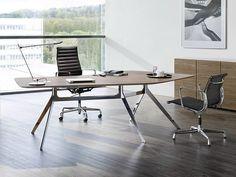 STAR Executive desk by RENZ design Jehs Laub