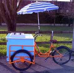 CargoBike,Tricycle,IceCream Carts,Hot dog Carts on Bicycle
