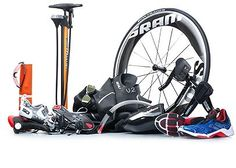The eight things you really need to become a triathlete.