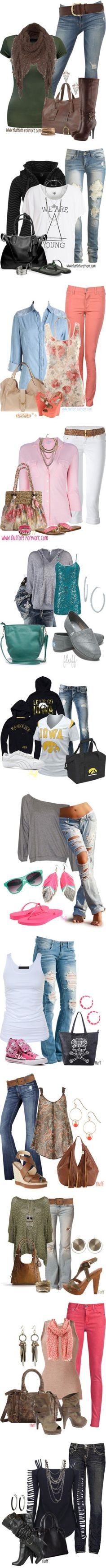 """Spring:)"" by kayla-zimmerman on Polyvore"