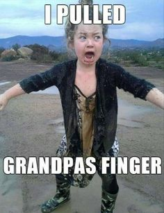 Crying Girl #Grandpas, #Pulled