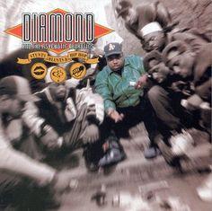 Diamond D - Stunts, Blunts & Hip Hop (1992)
