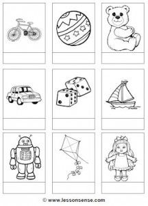 1000+ images about toys on Pinterest | Worksheets For Kids, Toys and ...