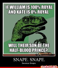 Royal jokes!!