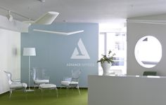 Coworking Space - Advance Offices / KoWerk, Budapest, Hungary