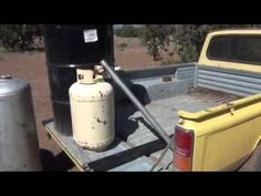 This is step by step how to build a Wood Gasifier for your truck or car. Wood Gasifier, Energy Projects, Garage Shop, Alternative Energy, Survival Gear, Homesteading, Grid, Diy Ideas, Truck