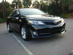 Toyota Camry Se Sport looks just like my baby
