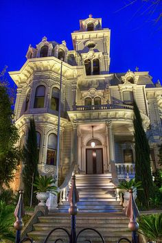 Governor's Mansion, Sacramento, California