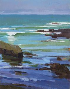MARCIA BURTT - Bright Morning, Otter Cove