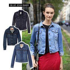 The Style: Denim Guide - G-Star Raw jacket, H&M jacket, True Religion jacket