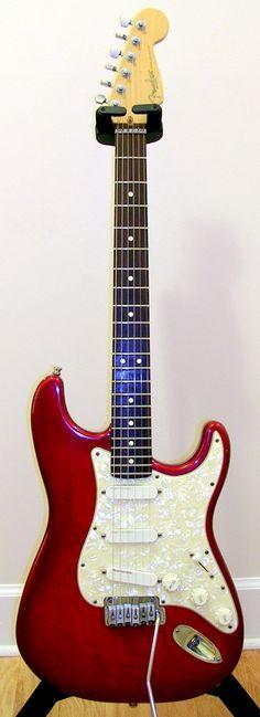 1995 Fender Strat Plus Deluxe