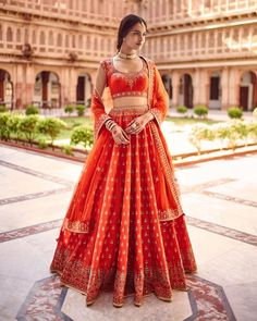 Gota Patti/ lehenga/ bride/ bridal/ bridal lehenga/ gota patti lehenga/ bridestyle/ style/ bride goals/ shaadisaga/ shaadi saga/ twirling/ wedding outfit/ weddinginspo/ wedding inspiration/ brides of india/ ethnic wear/ dupatta Call/Whatsapp us on : Designer Bridal Lehenga, Indian Bridal Lehenga, Indian Bridal Outfits, Indian Bridal Wear, Indian Designer Outfits, Bridal Dresses, Lehenga Wedding Bridal, Lehanga Bridal, Shaadi Lehenga