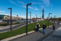 Прогулка по Крымской набережной – Варламов.ру