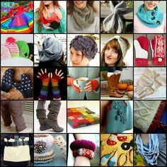 UPCYCLING: 25 Ways to Reuse Old Sweaters