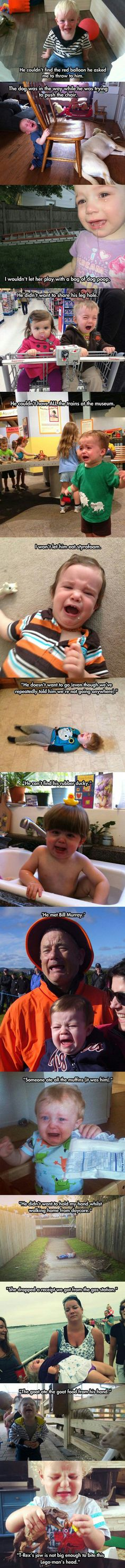These kids have experienced the darkest that life has to offer - 9GAG