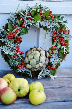 15 Wreaths You Have to Craft This Fall Garden Decor