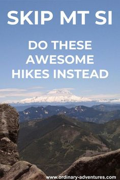 Hikes around Seattle - Skip the crazy crowded Mt Si Trail and do these instead! Most of them are dog friendly (but be sure to check the rules before you go) Washington State Parks, Western Washington, Discover Pass, Living In Alaska, Hiking Guide, Hiking With Kids, Beautiful Park, Best Hikes, Day Hike
