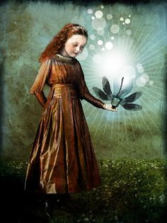 «Shining light» By Catrin Welz-Stein