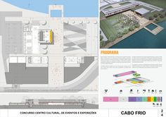 Galeria - Resultados do Concurso Centro Cultural de Eventos e Exposições – Cabo Frio, Nova Fribugo e Paraty - 111 / ARQBR Arquitetura