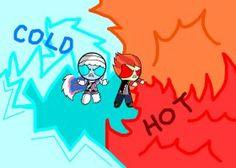 Monster High Abbey and Heath by clau132MonsterHigh